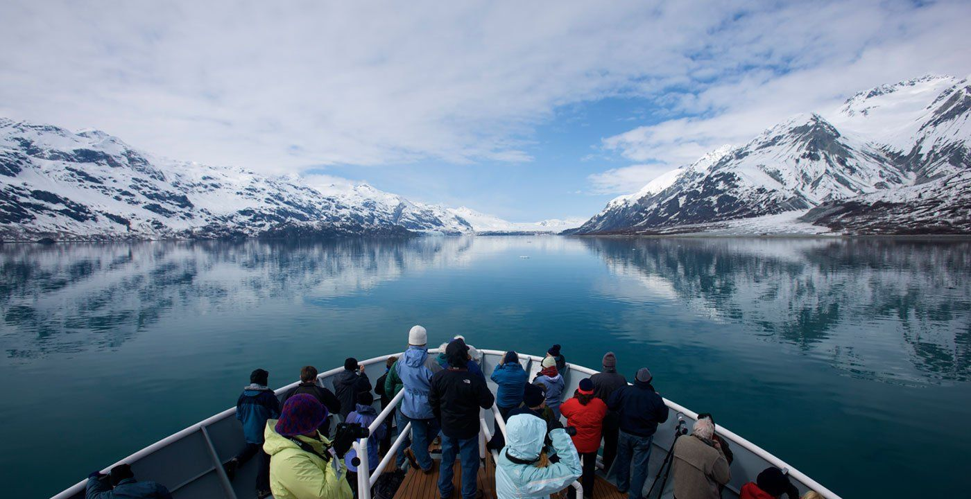 Glacier Bay National Park and Preserve Vacation, Travel Guide and