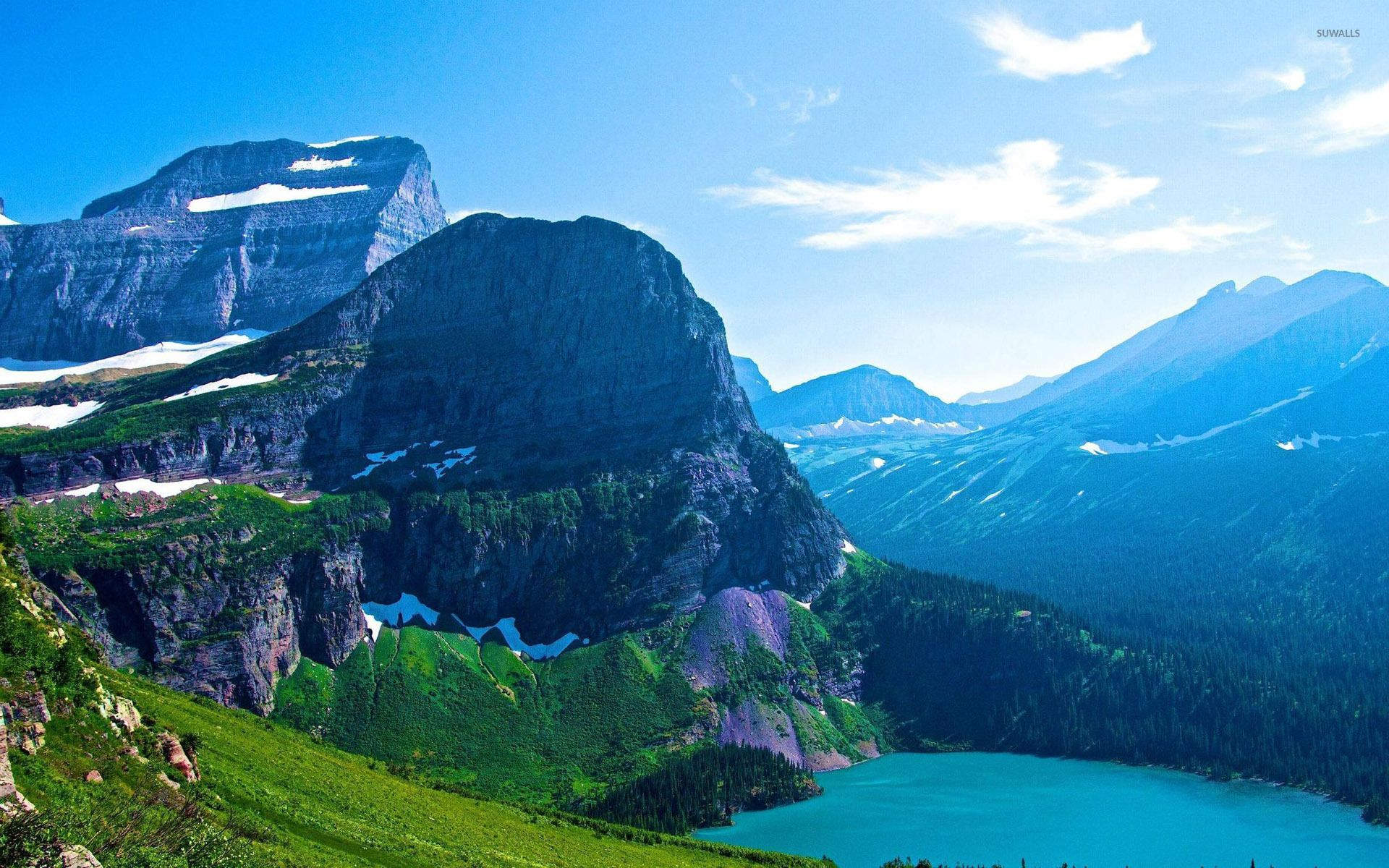 Glacier National Park, Montana wallpapers