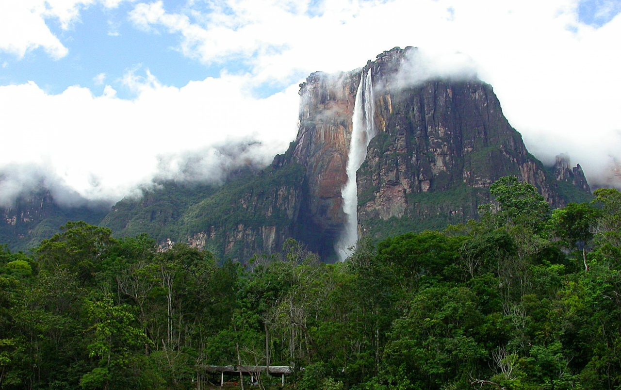 Mount Roraima Blurry Venezuela wallpapers