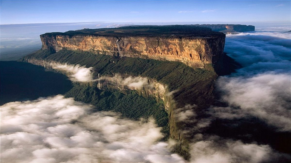 Image of Mount Roraima Formation