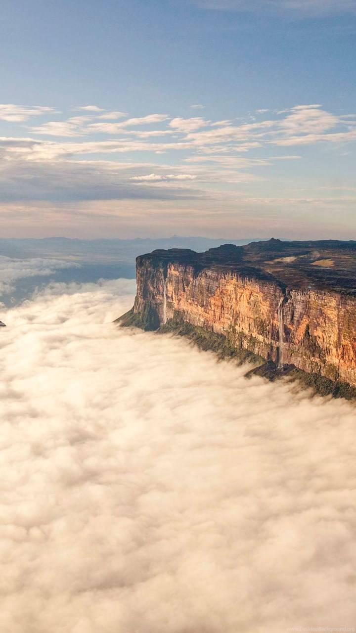 Mount Roraima Venezuela Wallpapers Desktop Backgrounds