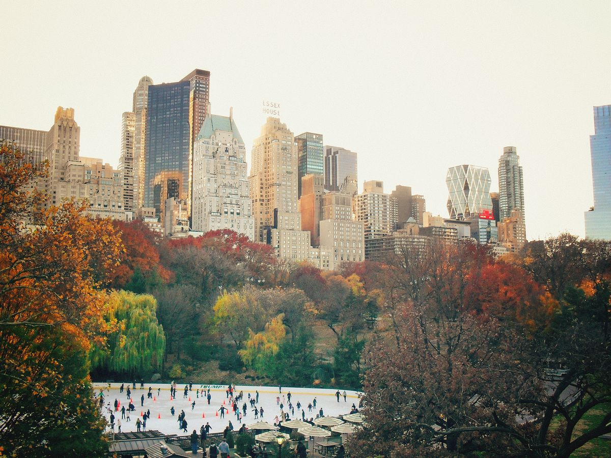 Autumn in New York City in 24 Image