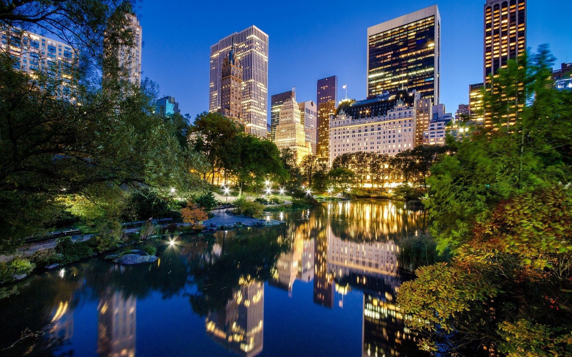 55central park new york wallpapers Collection