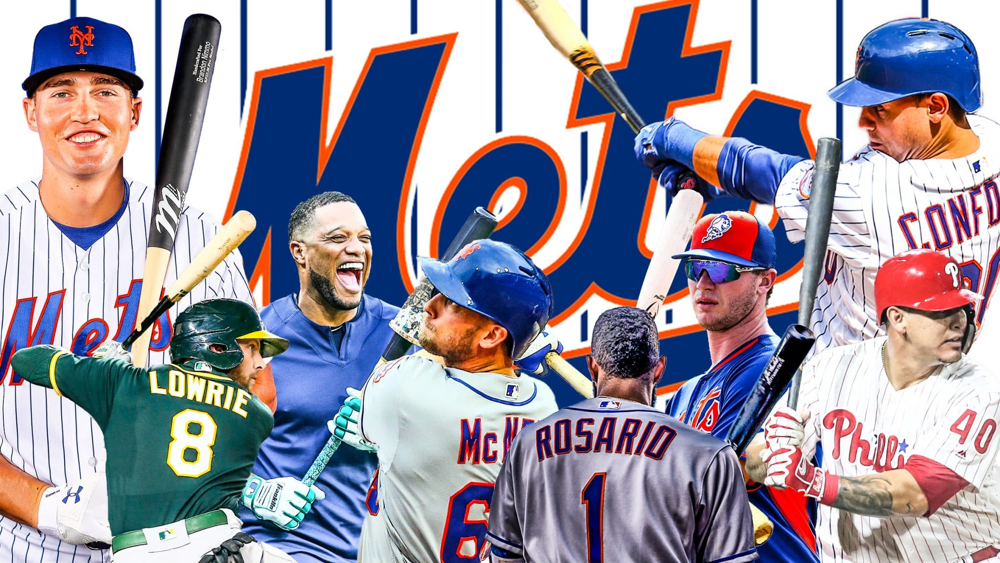 New York Mets 2019 lineup: Breaking down the RHP, LHP possibilities