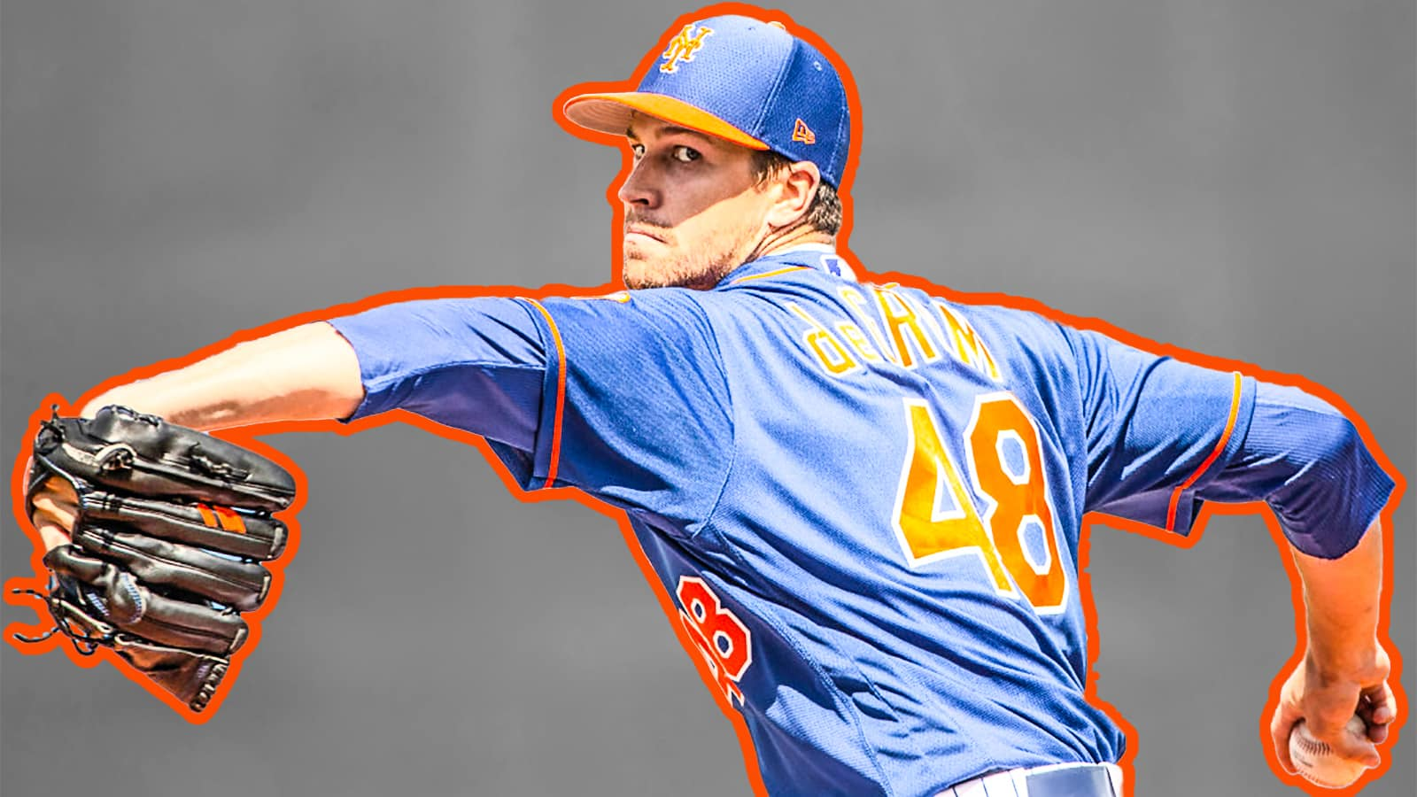 New York Mets video: Jacob deGrom features 97 m.p.h. fastball in debut