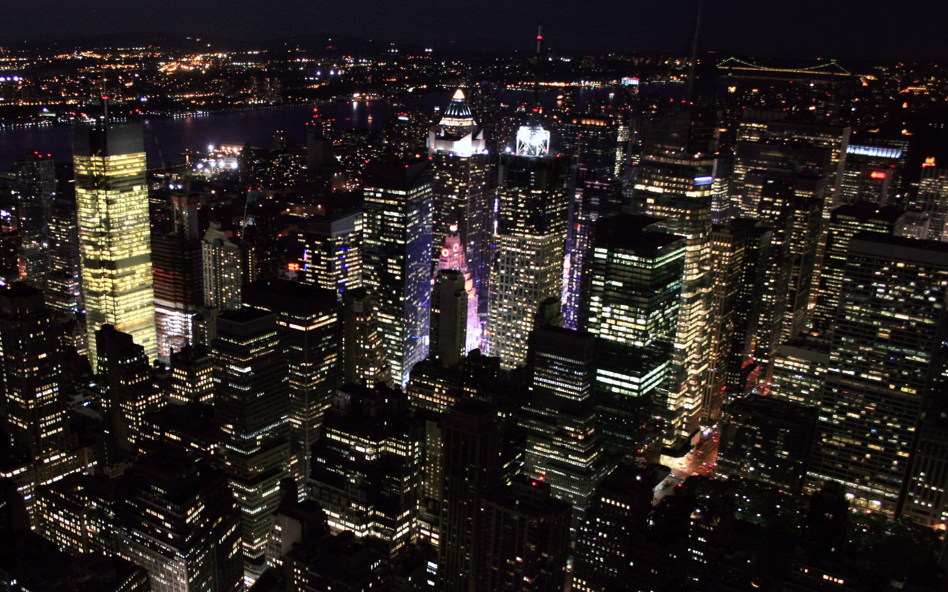 Image for New York City At Night Wallpapers