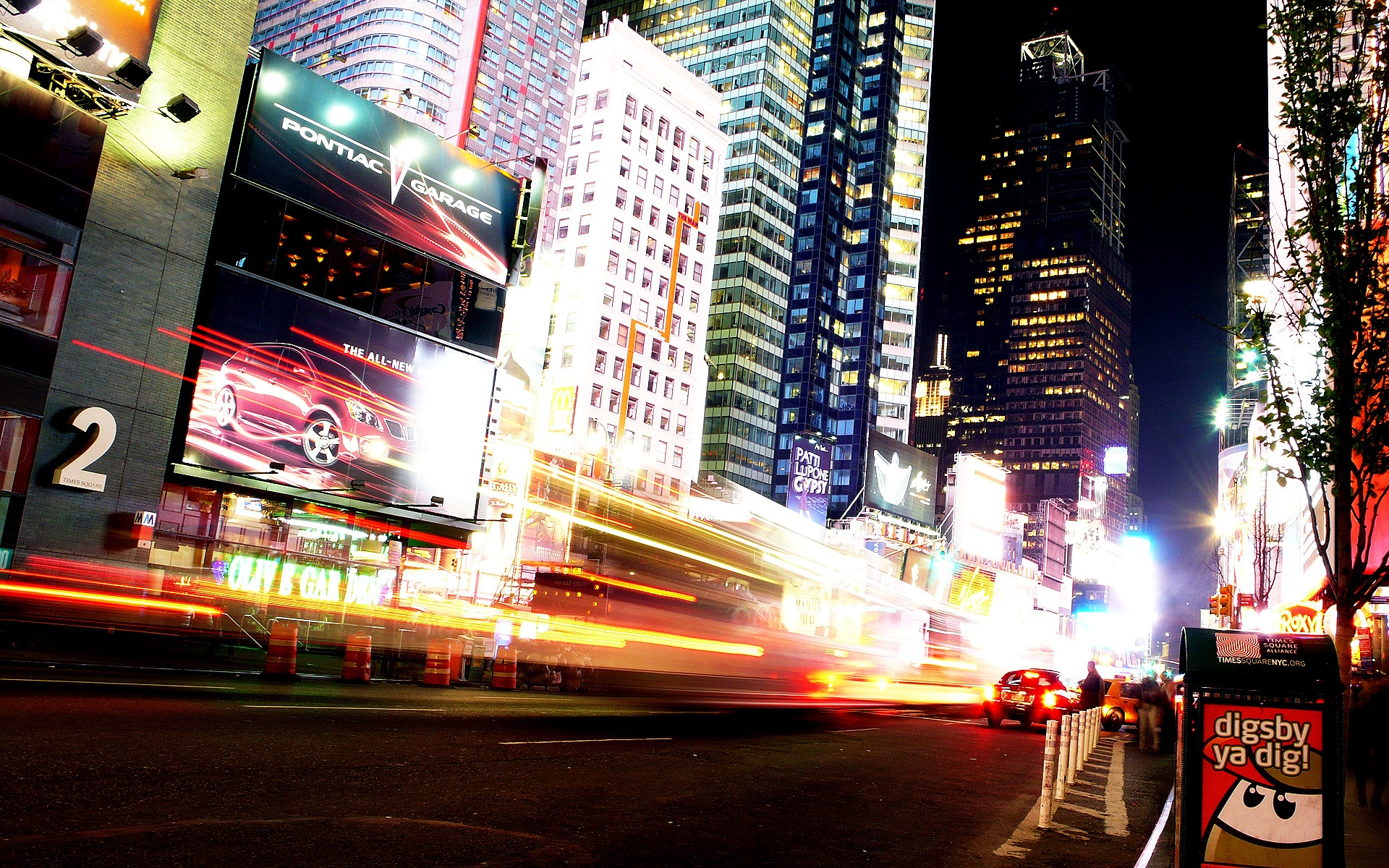 Manhattan New York City Wallpapers in jpg format for free
