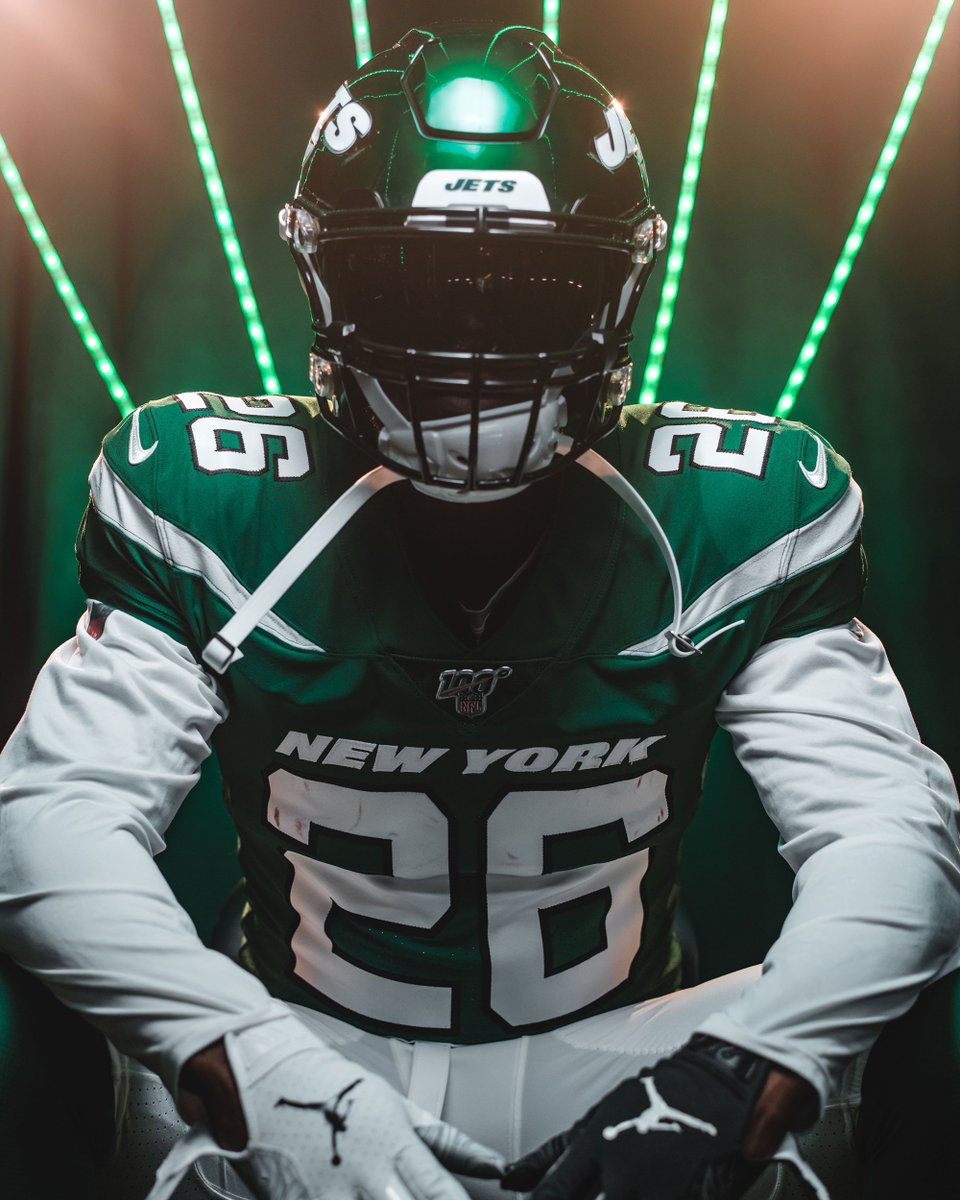 Le Veon Bell New York Jets Wallpapers Free Pictures On Greepx