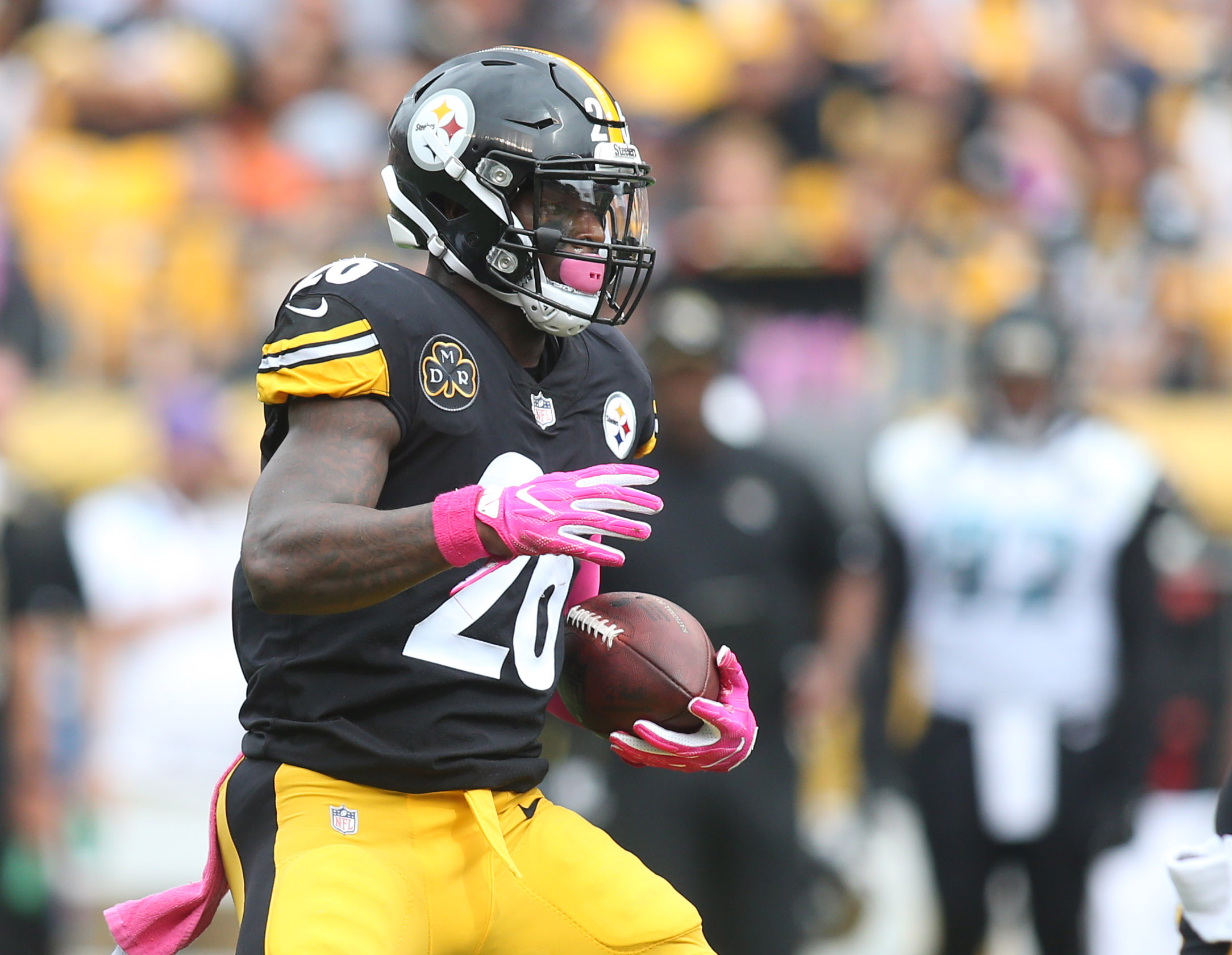 Report: Le'Veon Bell agrees to four year deal with the New