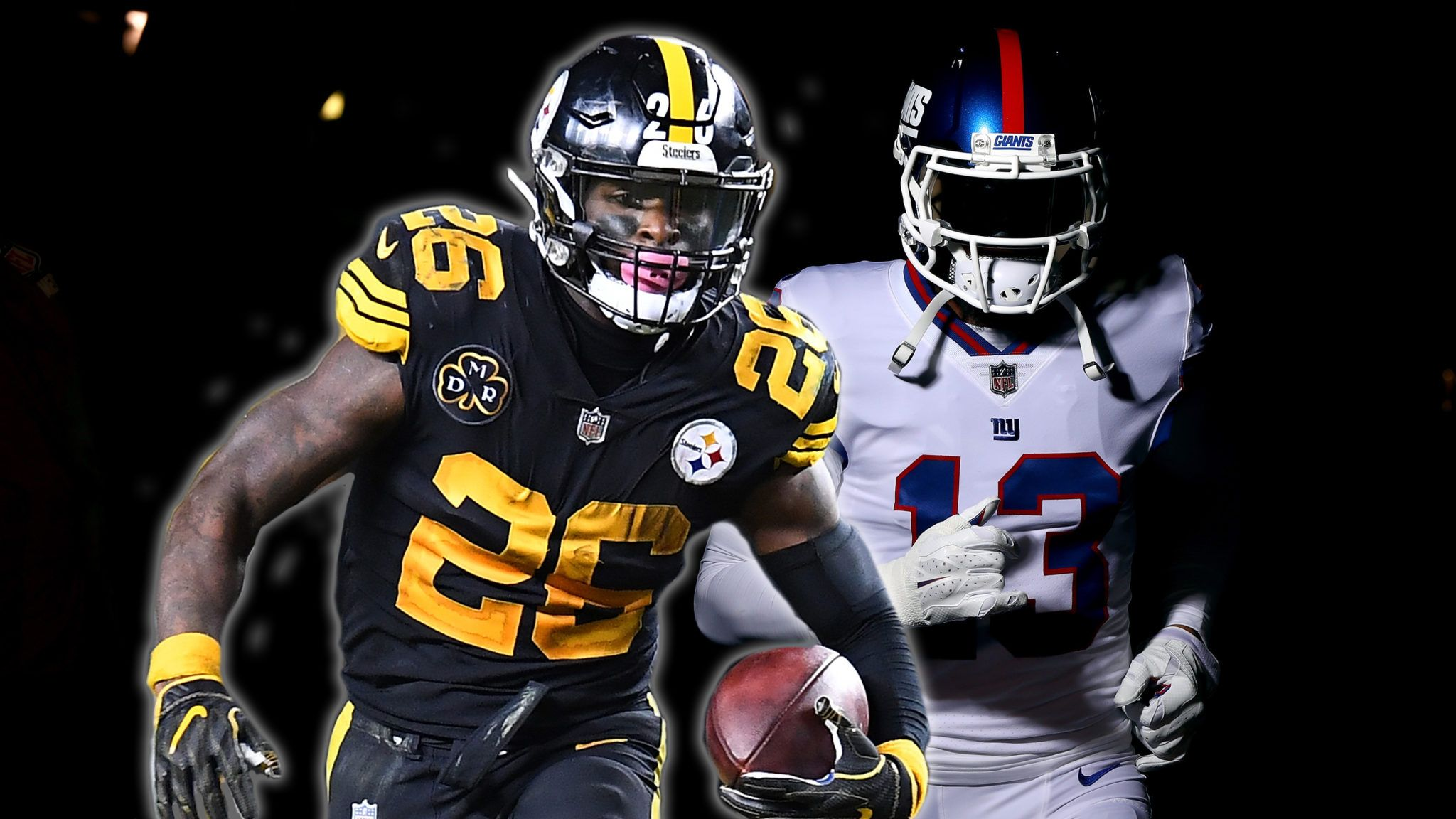 Giants news: Odell Beckham trying to recruit Le'Veon Bell to