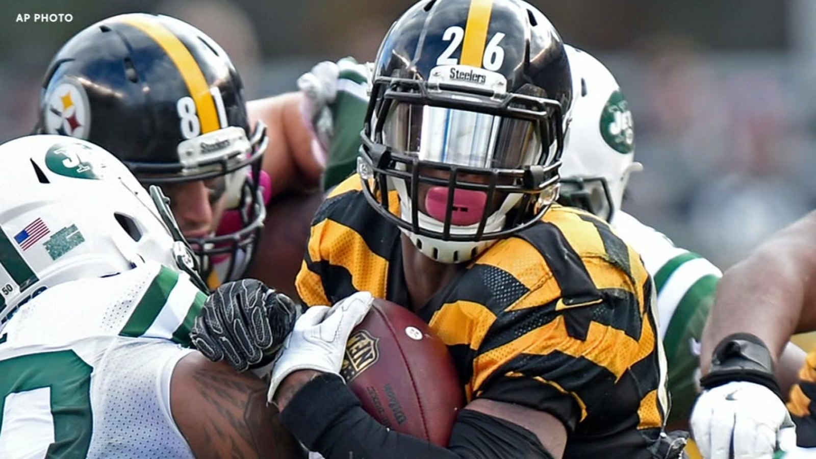 Fast facts about Le'Veon Bell