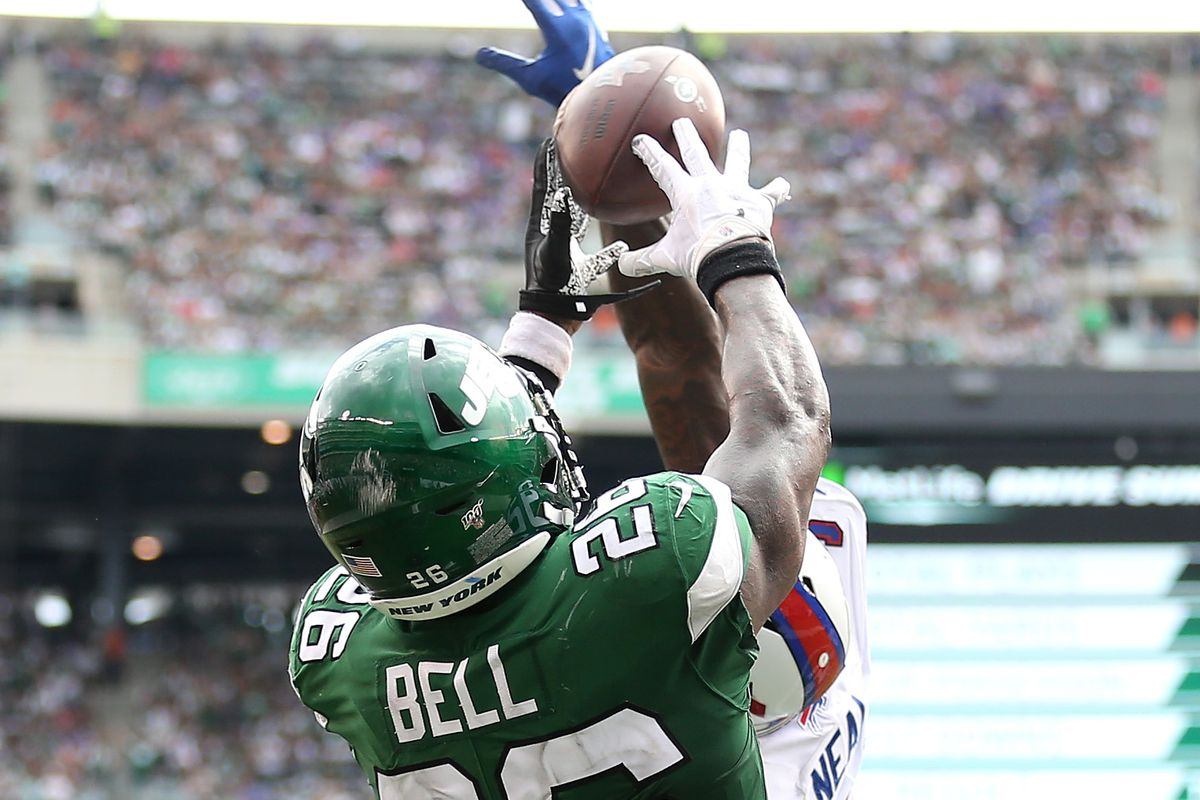 Revisiting five New York Jets to watch: Le'Veon Bell solid