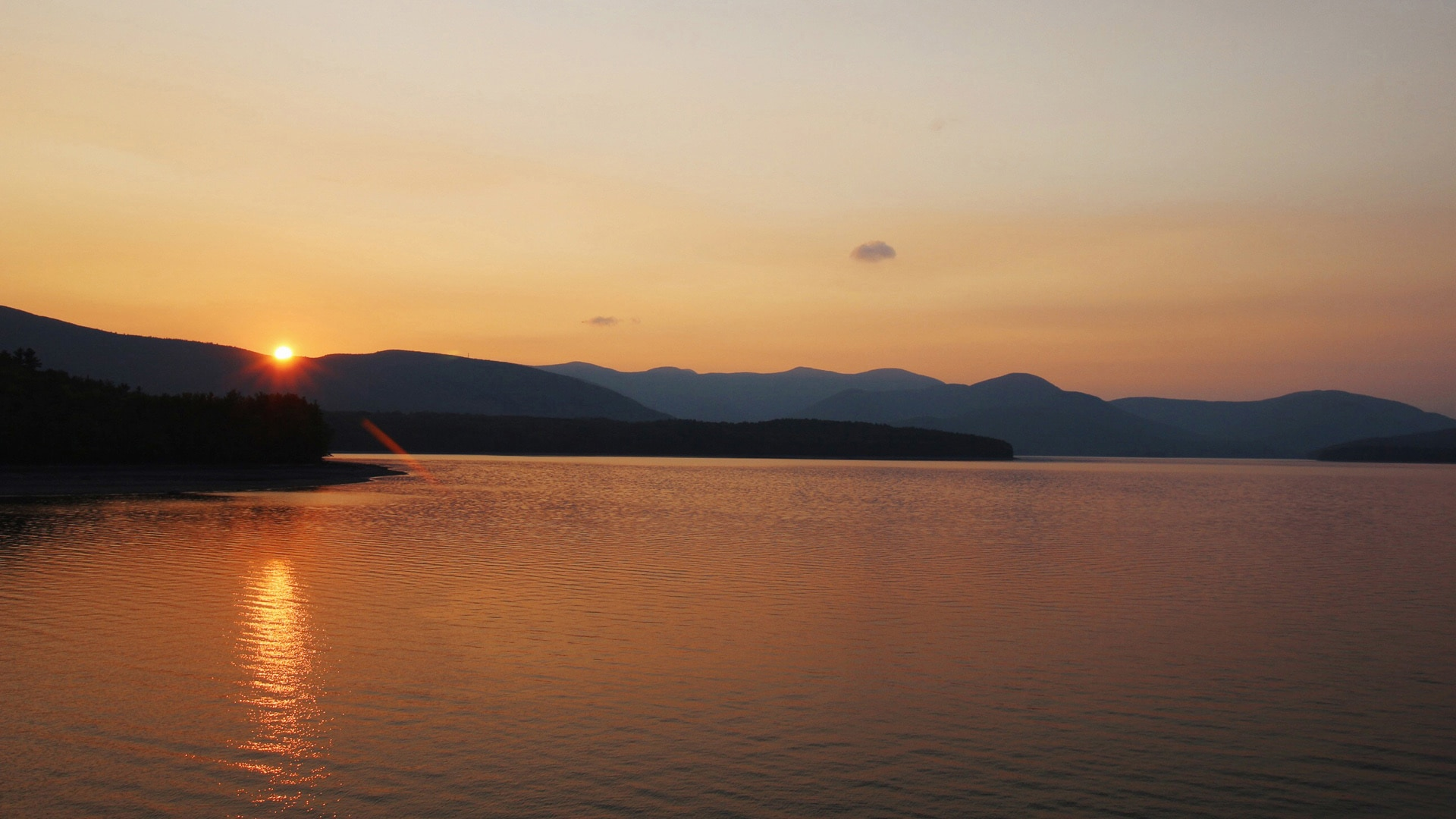 Weekend Getaway to Catskill Mountains, New York
