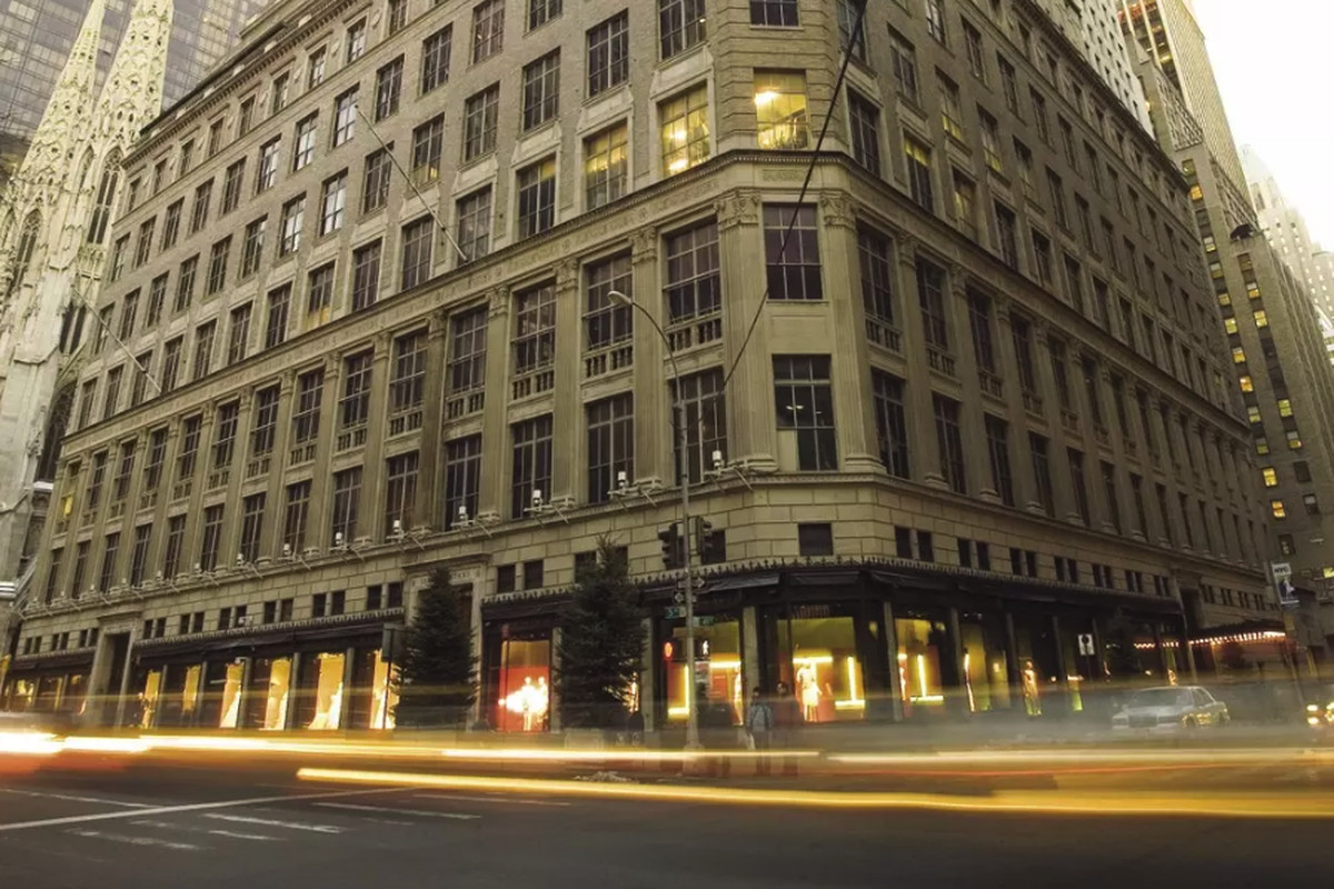 L'Avenue Opens a Luxe New NYC Location in Saks Fifth Avenue