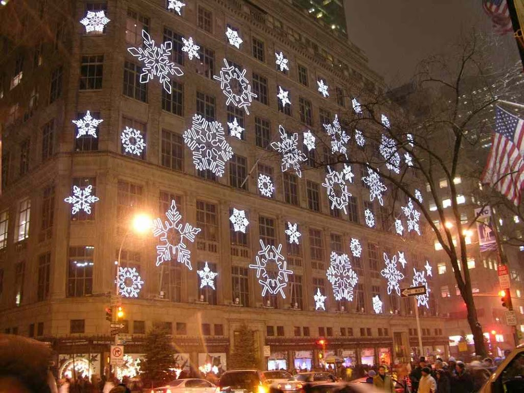PODCAST: Saks Fifth Avenue
