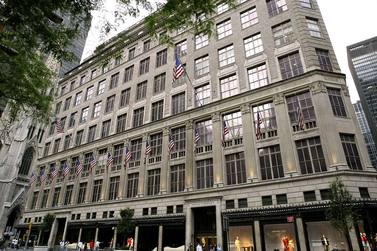 Saks Fifth Avenue Is Moving Beauty Counters to the Second