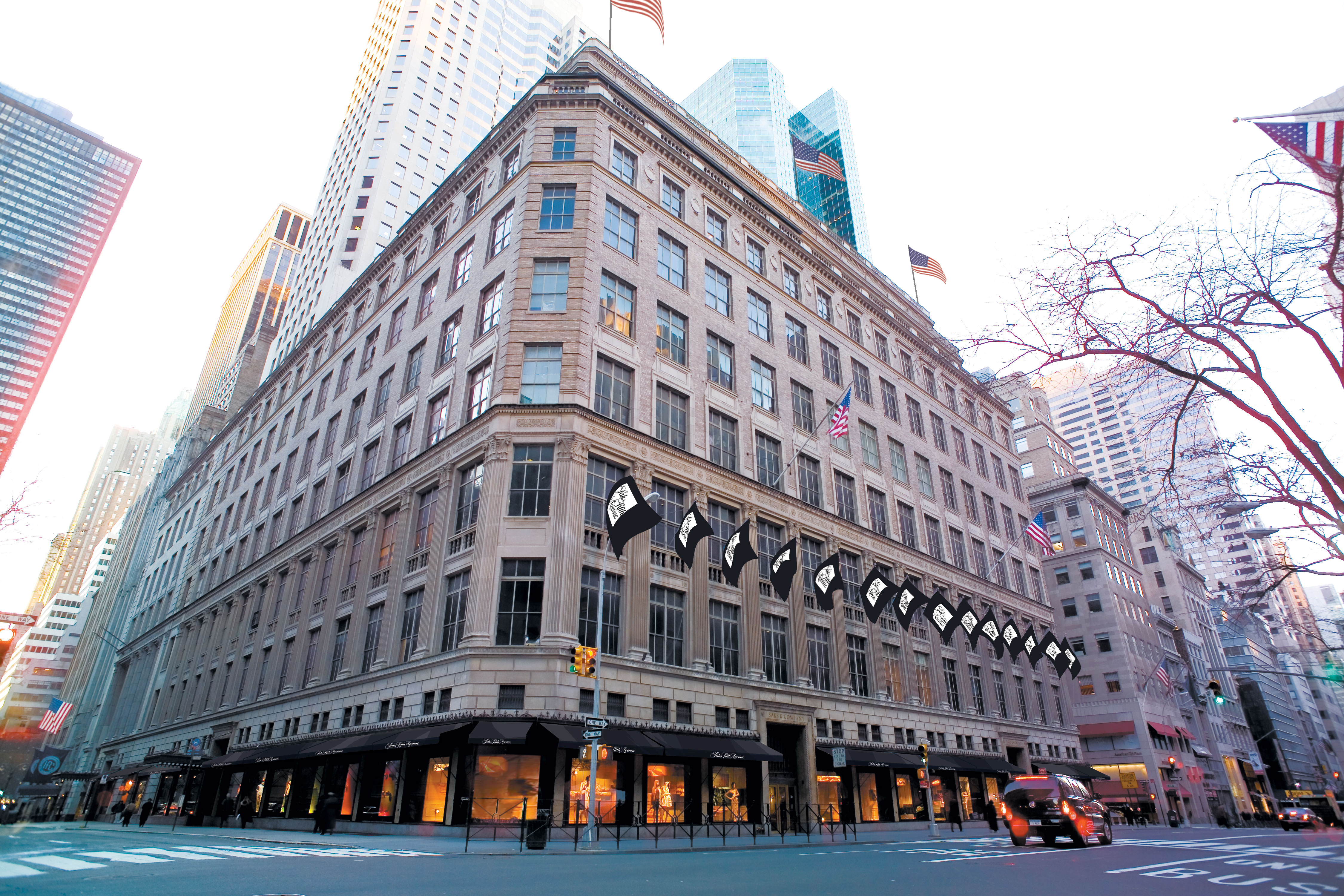 Saks Fifth Avenue's Beauty Business Gets a Big Makeover