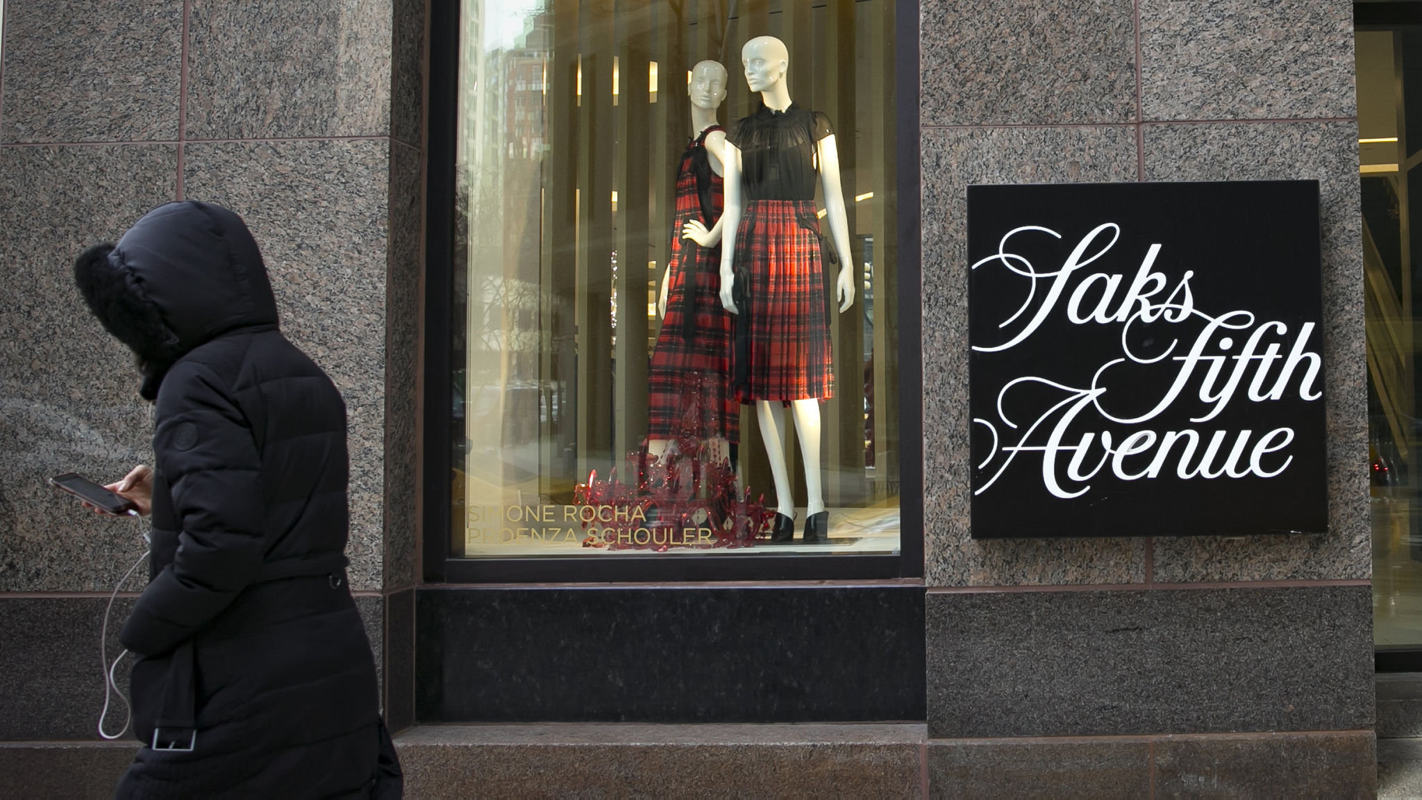 Why Saks Fifth Avenue buyout offers new look on leverage