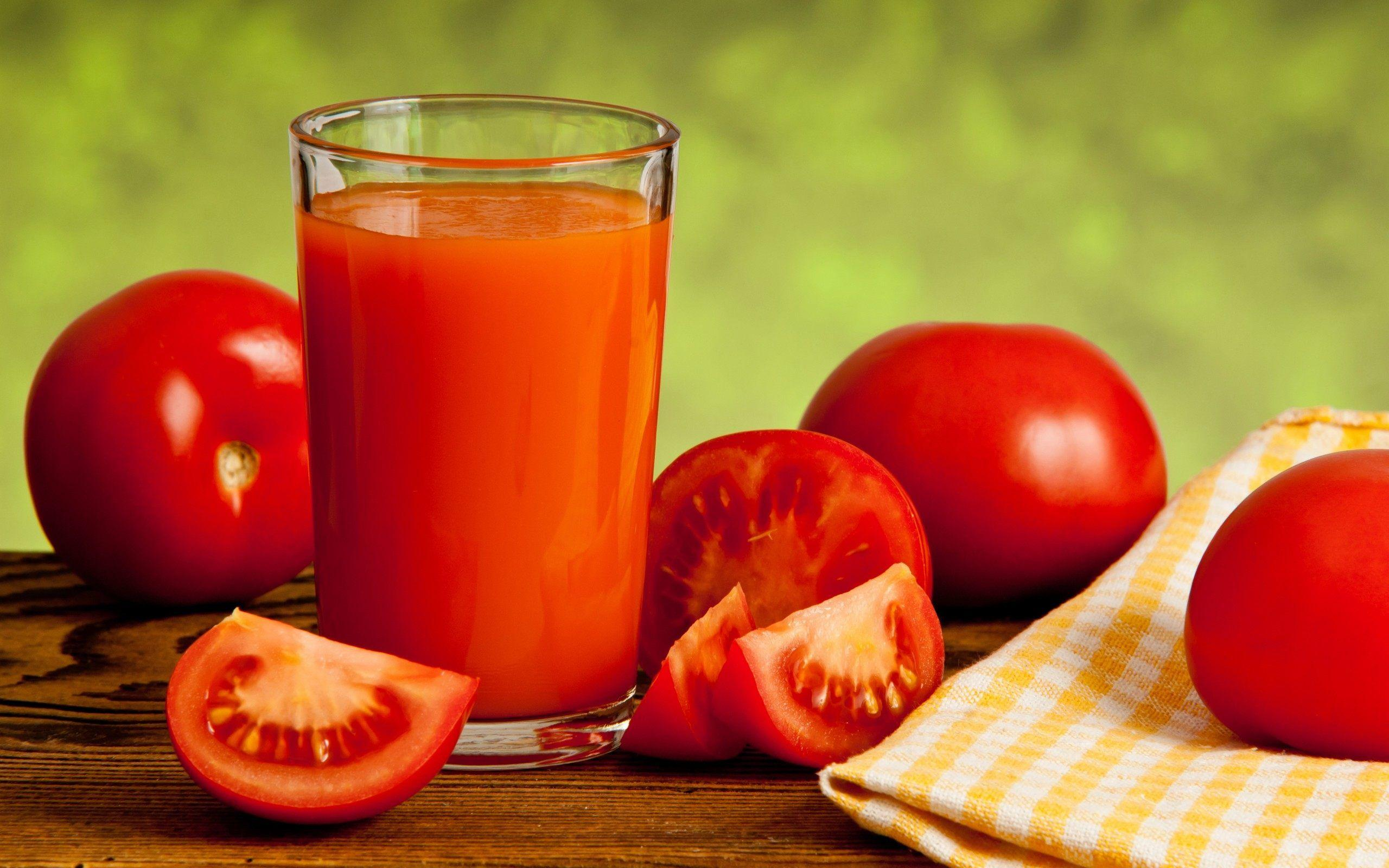 Tomato Juice & Red Tomatoes HD Wallpapers