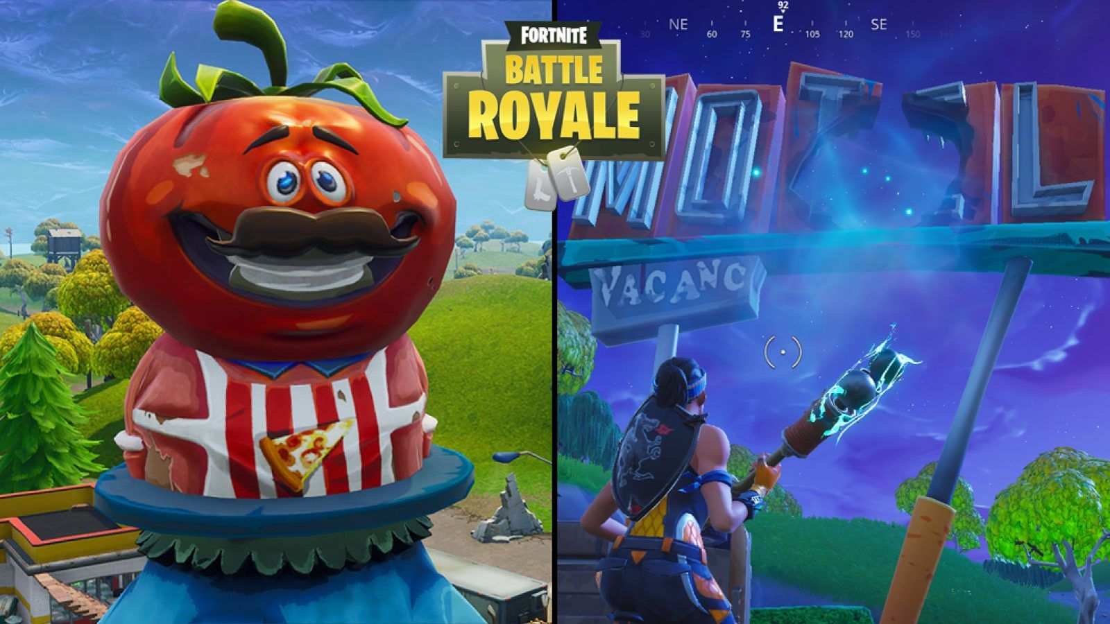 Another Portal Has Appeared in Fortnite's Tomato Town and the Motel