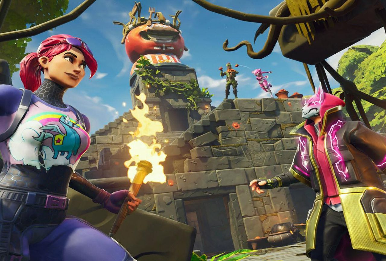 There's No Hidden Battle Star For Fortnite's Season 5, Week 8