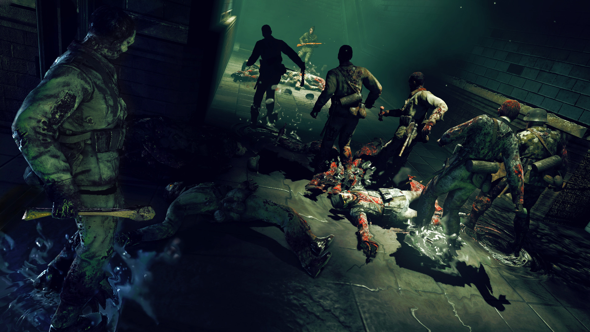 Zombie Army 4 Game Wallpapers Free Pictures On Greepx
