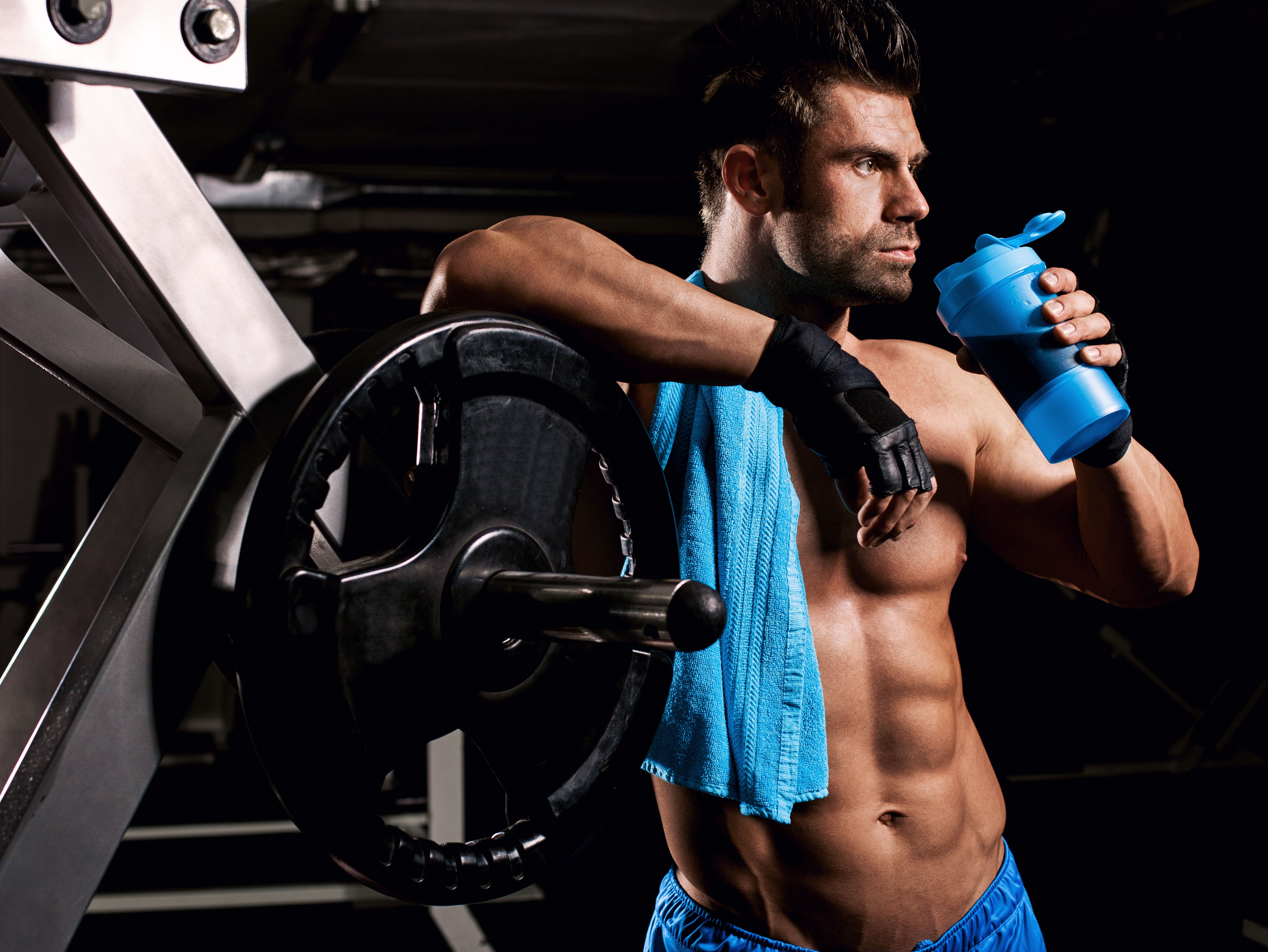131 Fitness HD Wallpapers