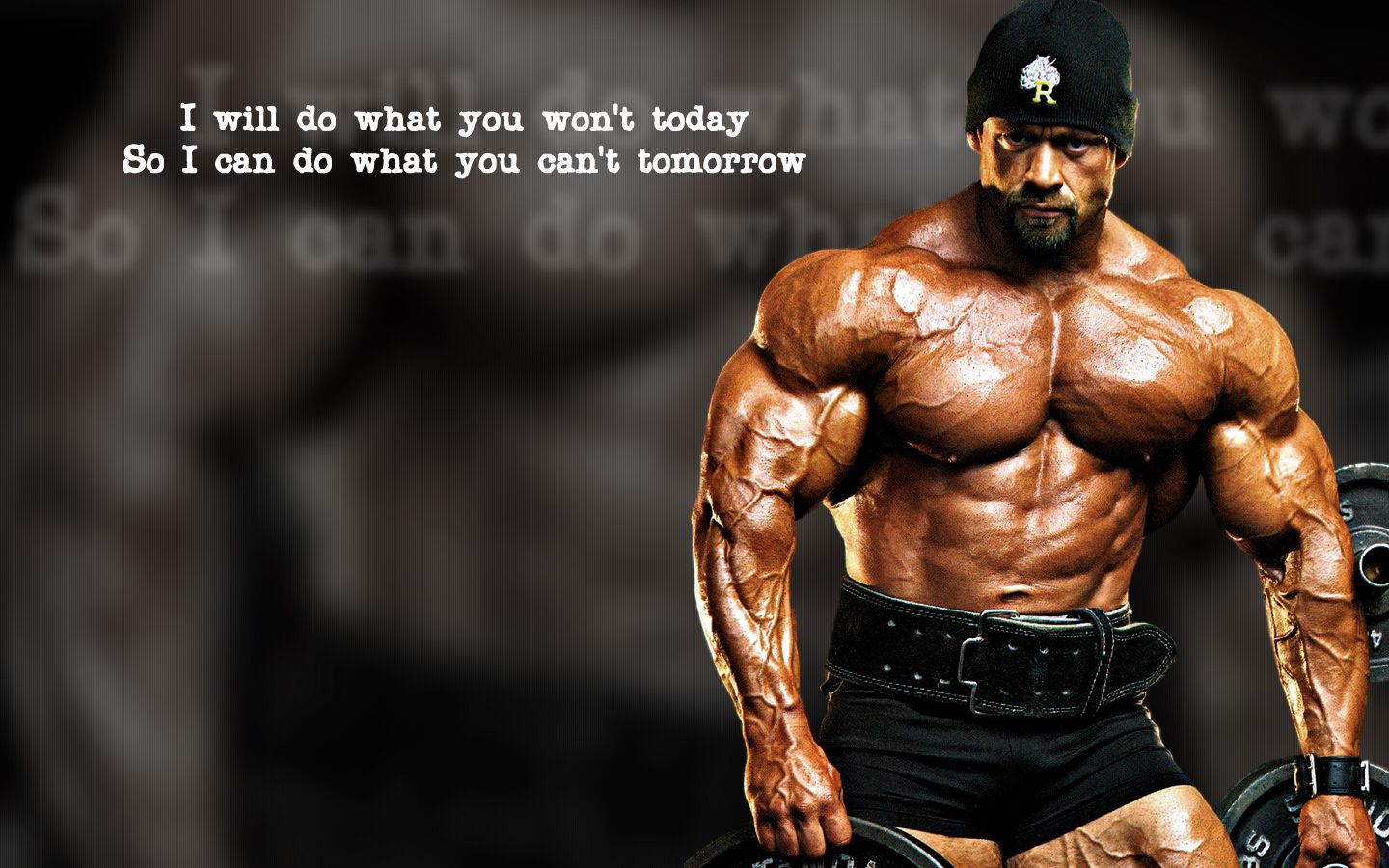 Wallpapers Bodybuilder Hd