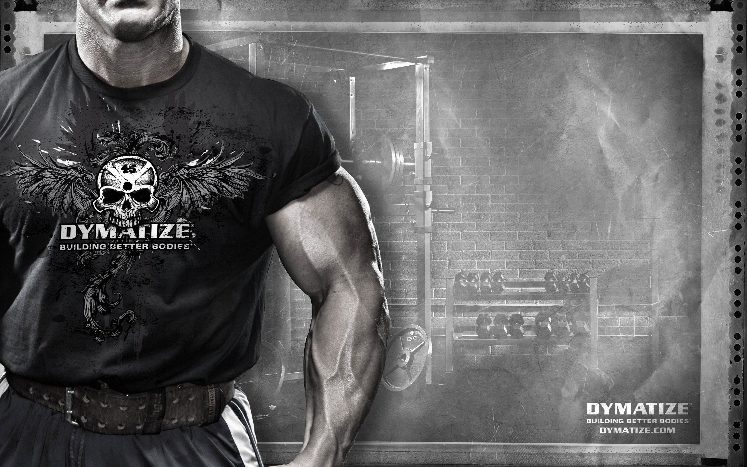 Dymatize andy haman sportpit sports muscle fitness bodybuilding