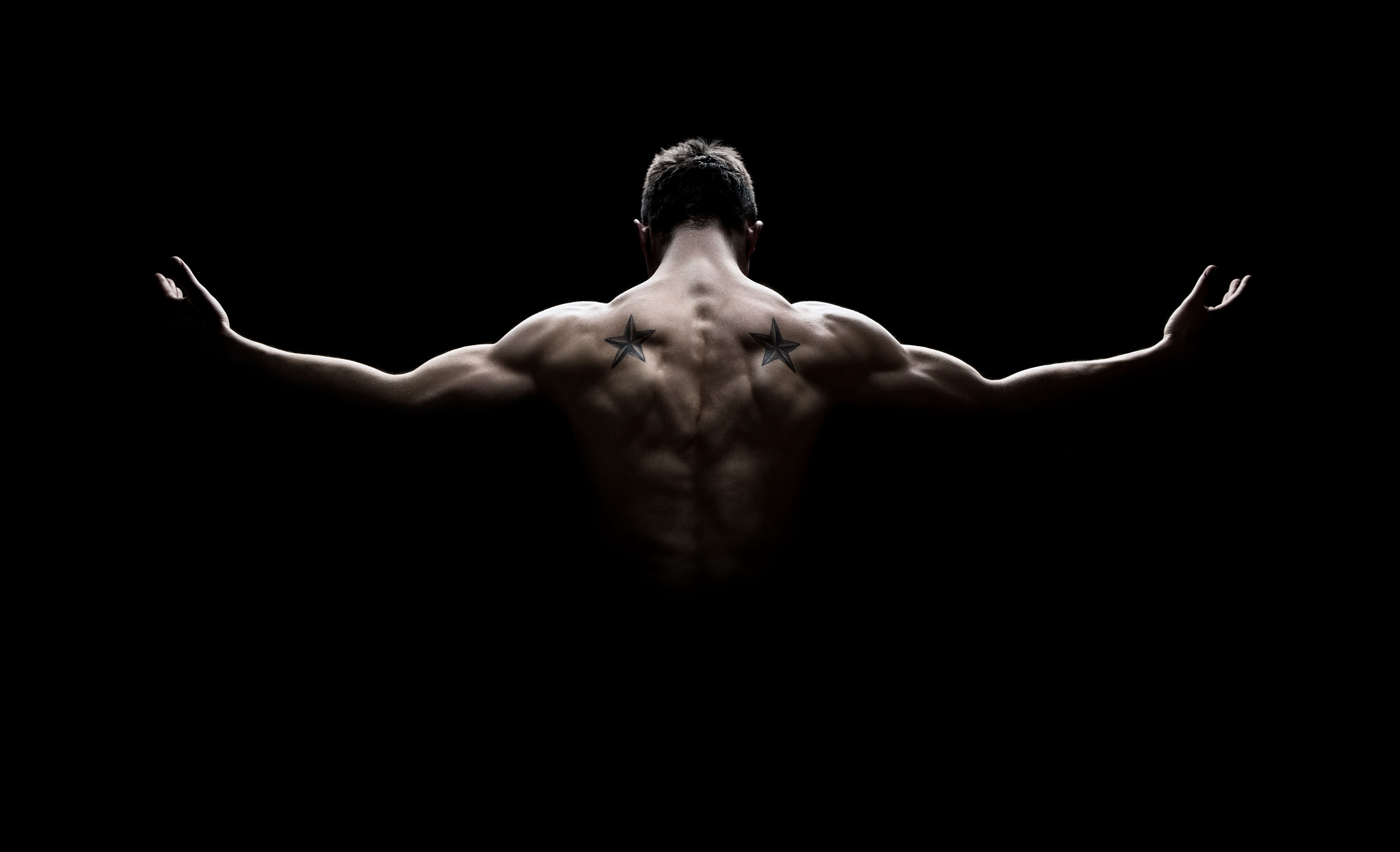 Wallpapers Bodybuilder, Muscles, 5K, Lifestyle,