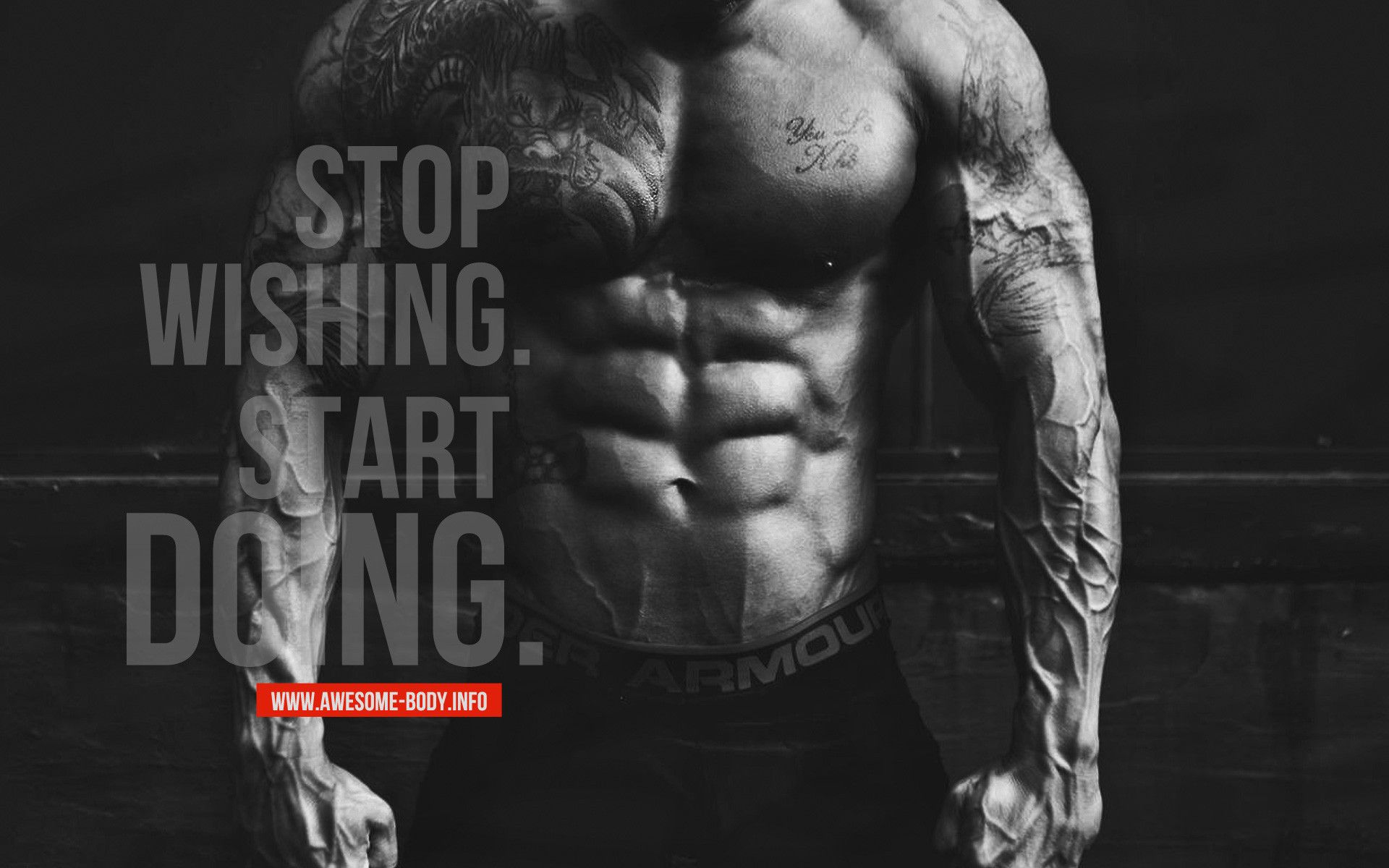 Workout Wallpapers Group with 39 items