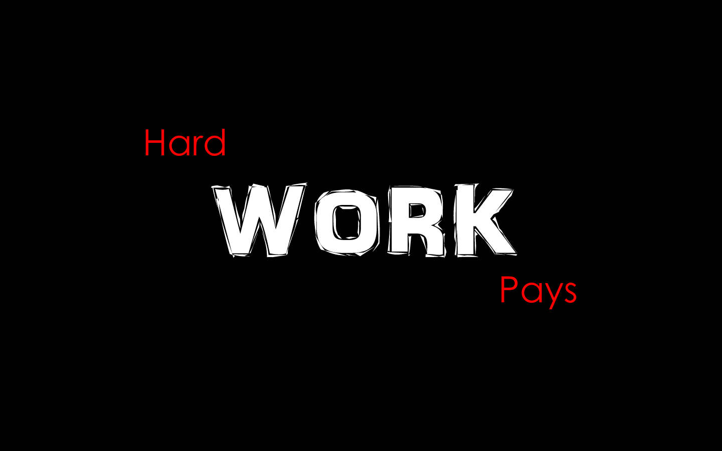Hard Fitness Motivation Wallpapers Works Pay Sample White Classic Red