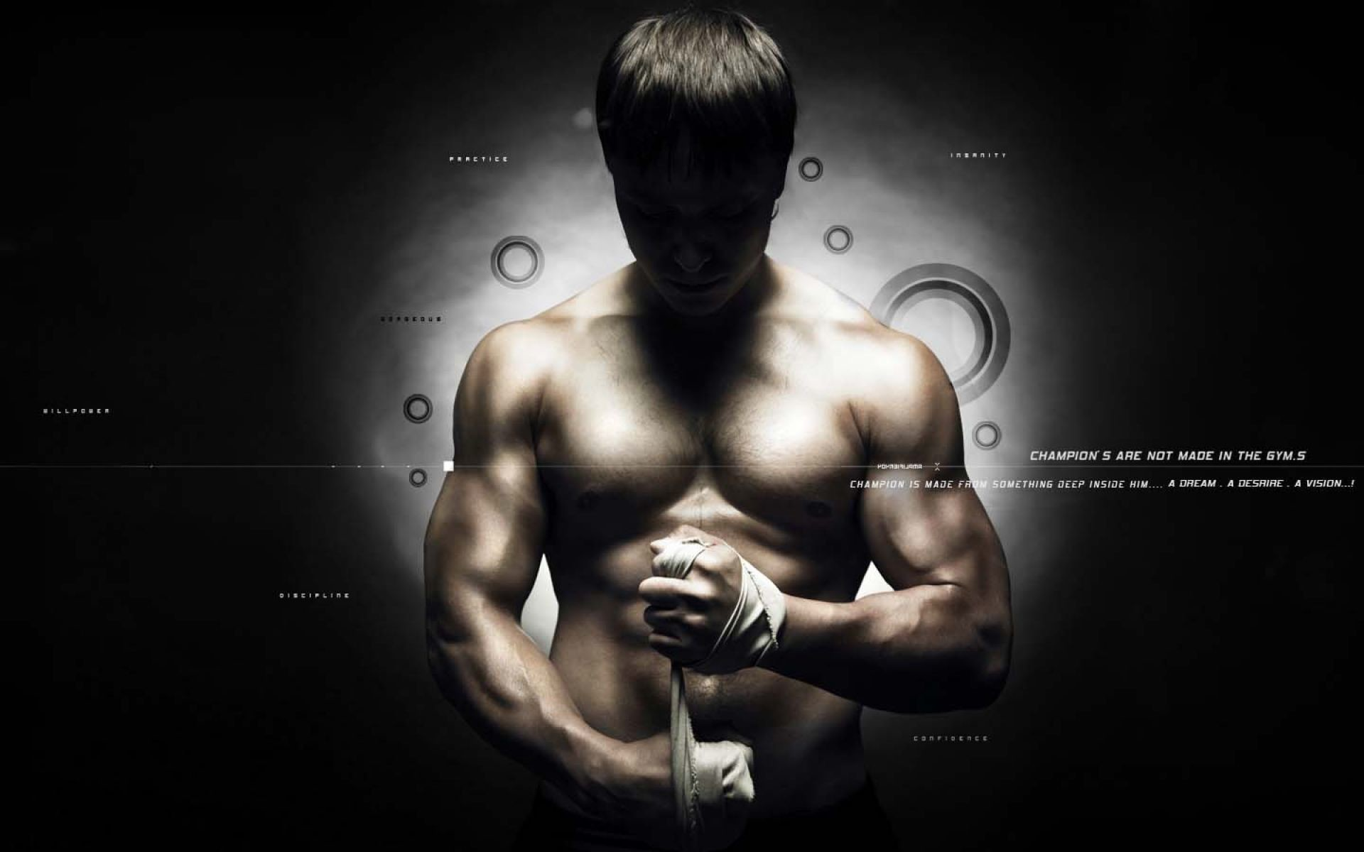 Bodybuilding Motivation Wallpapers HD