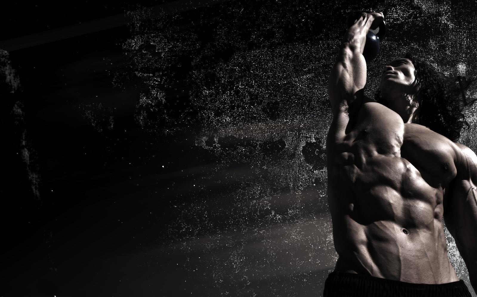 Fitness Man Wallpapers 1599x997