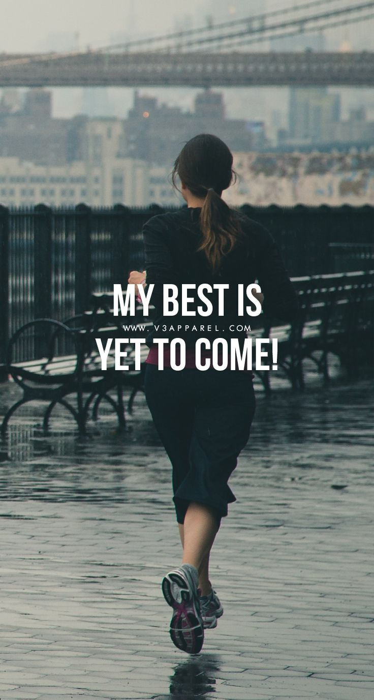Motivation Wallpaper: Fitness Inspiration : My best is yet to come