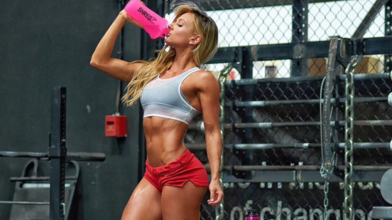 Women fitness motivation