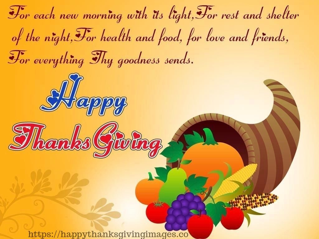 Happy Thanksgiving 2019 – Wishes Image Quotes Messages For