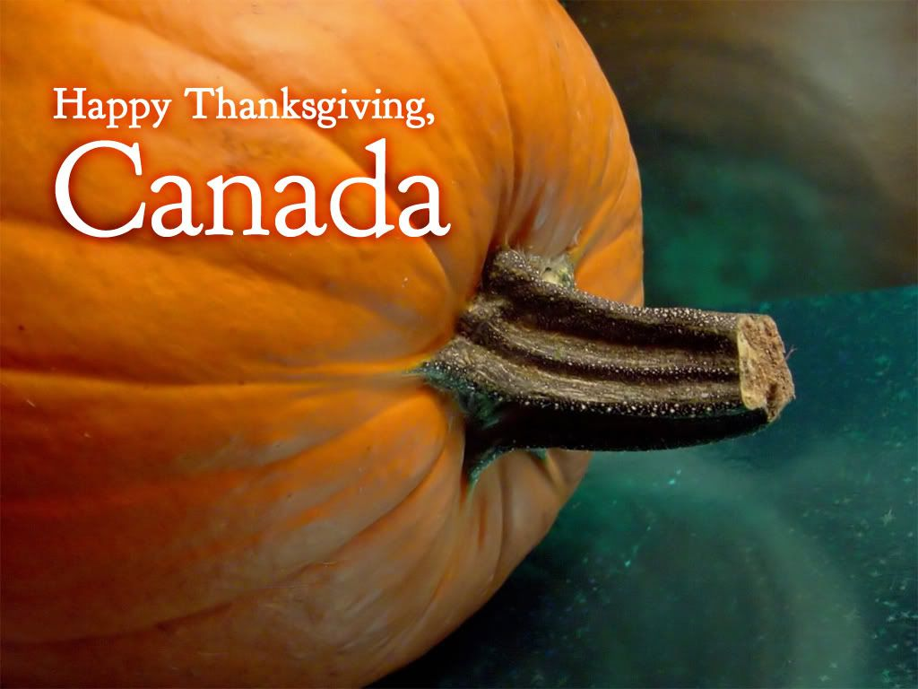 Canada Thanksgiving Day Wallpapers for FREE Download