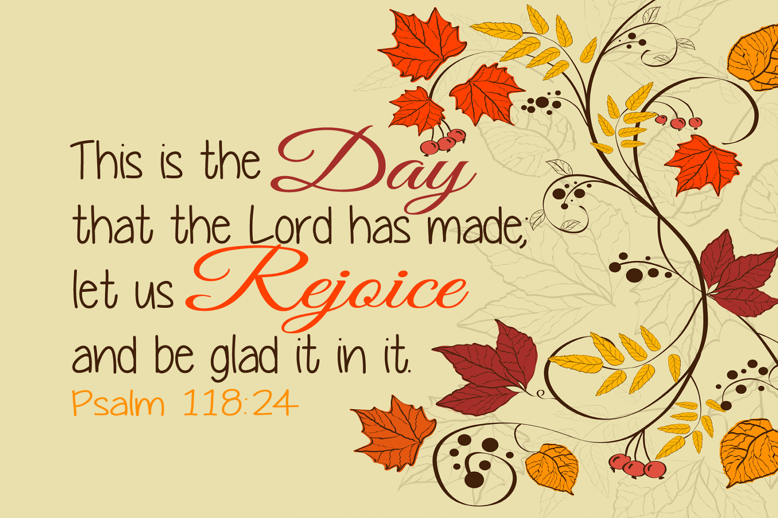 20+ Best Thanksgiving Bible Verses with Image