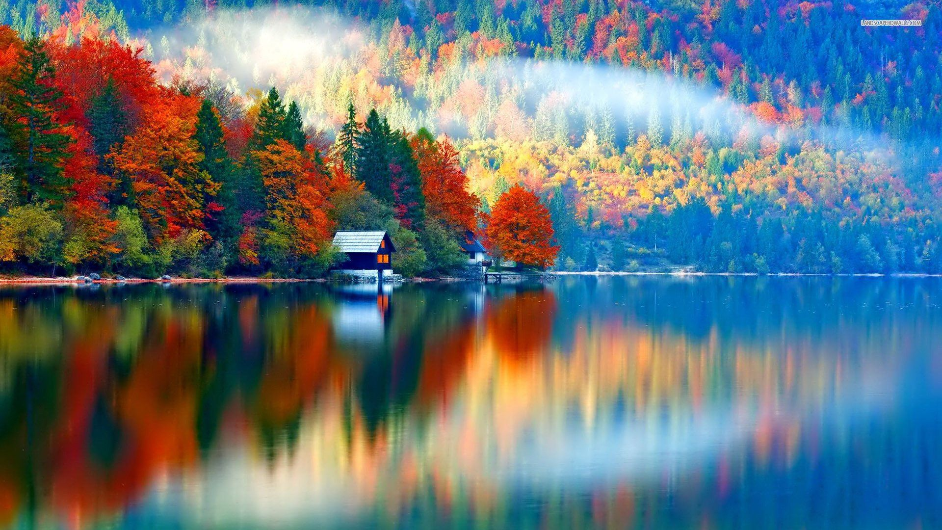 40+ Autumn Colors Wallpapers