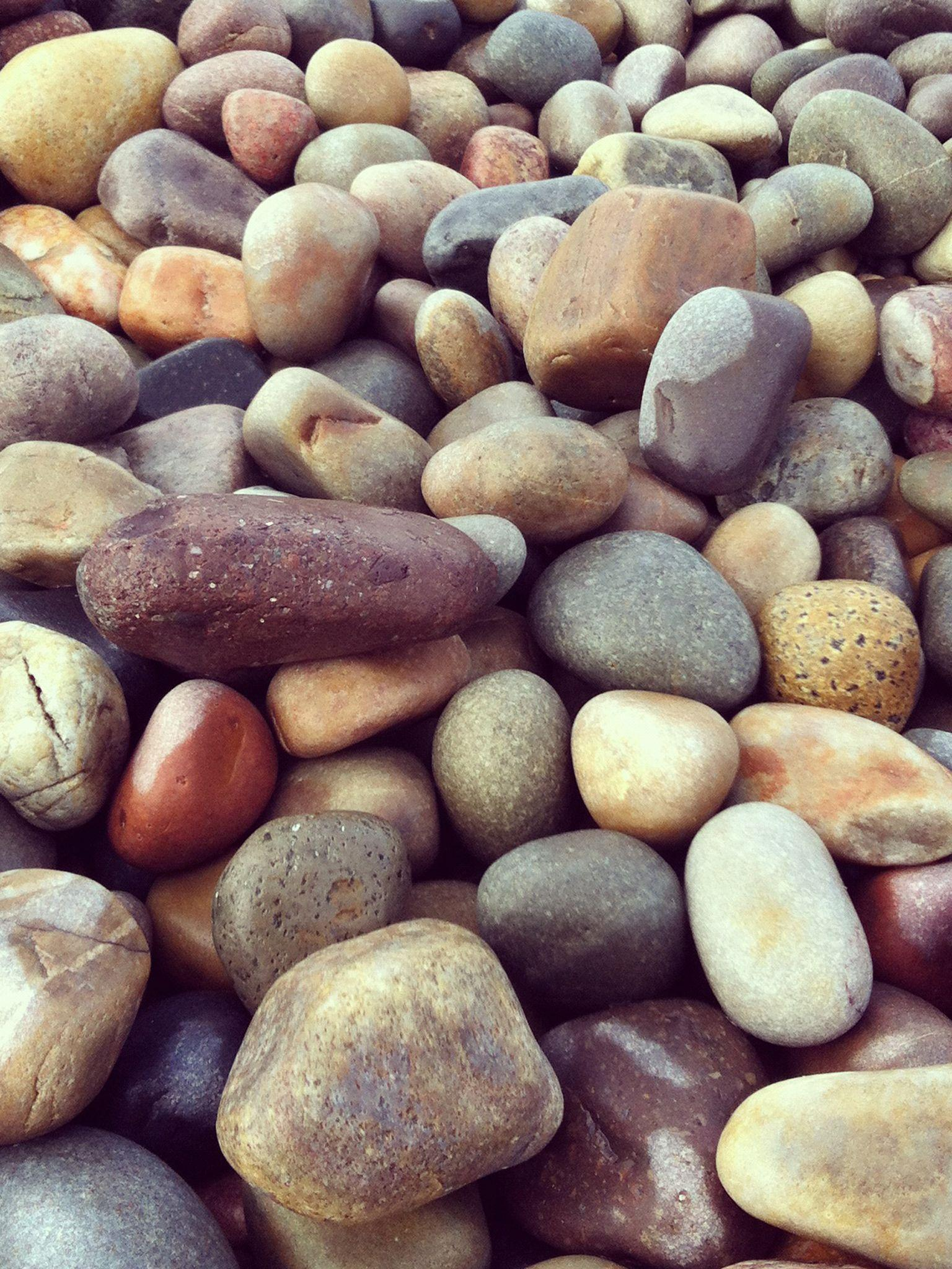 Rocky Shore IOS Wallpapers by Chris Colhoun