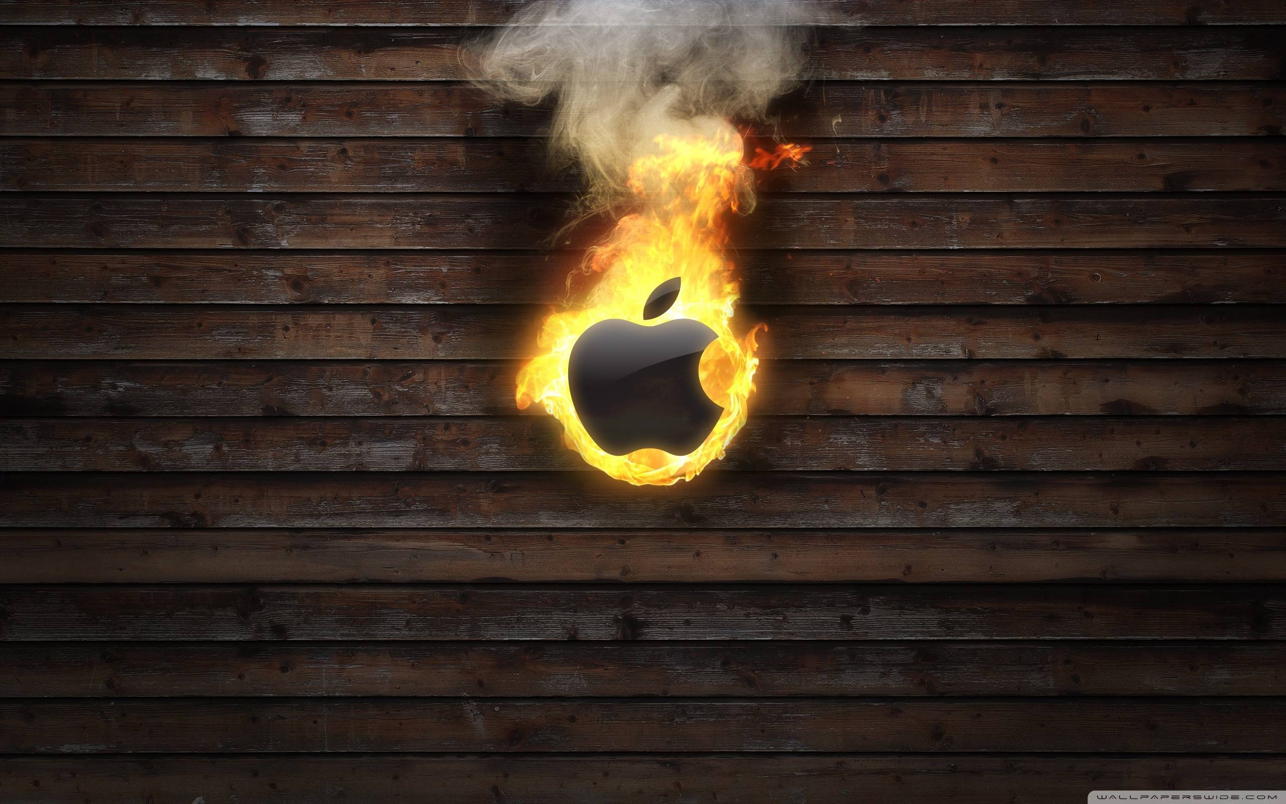 Weekly Wallpaper: Show Your Apple Pride