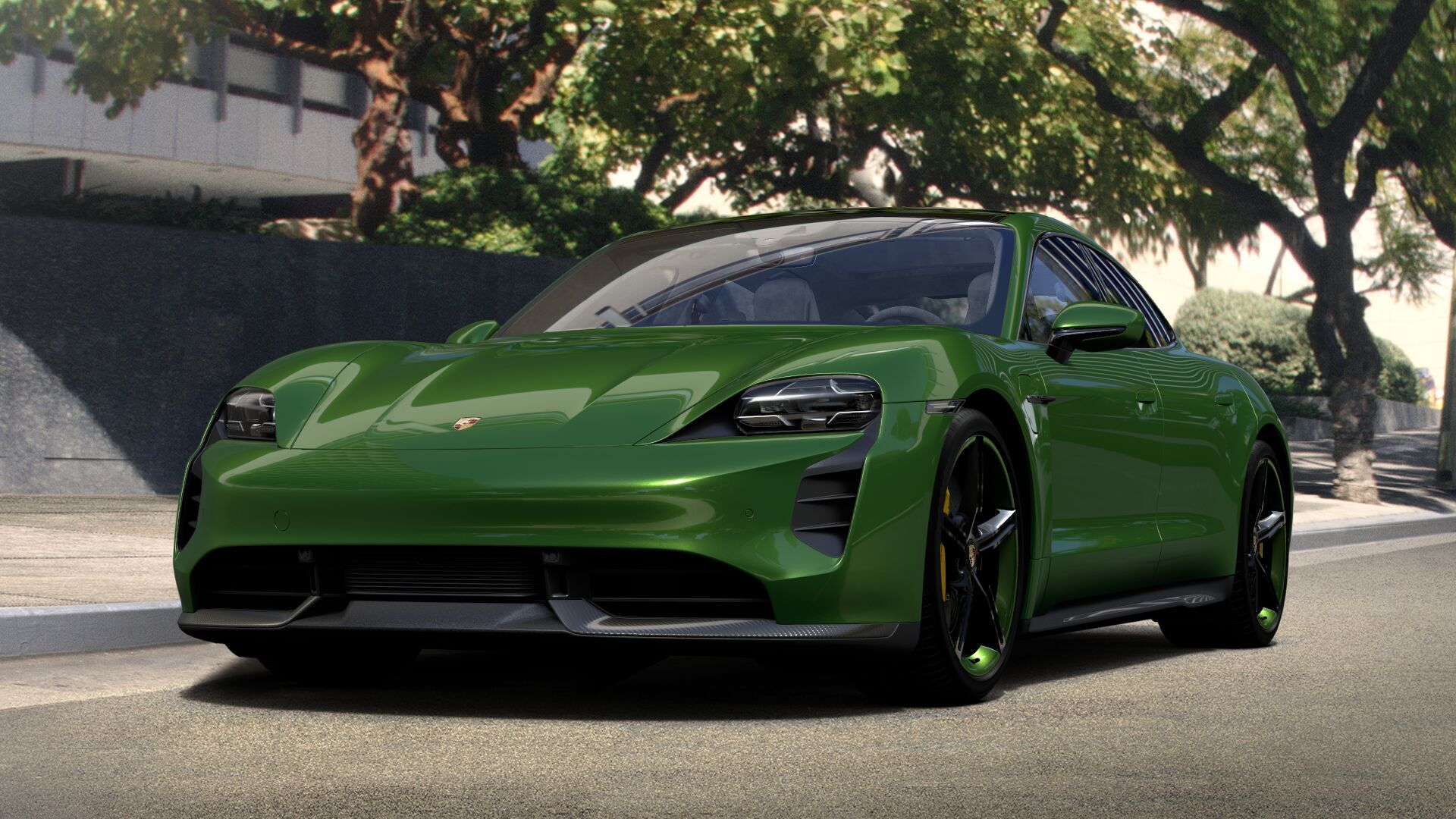 How We'd Spec It: Loaded Porsche Taycan EV Comes to $226,010