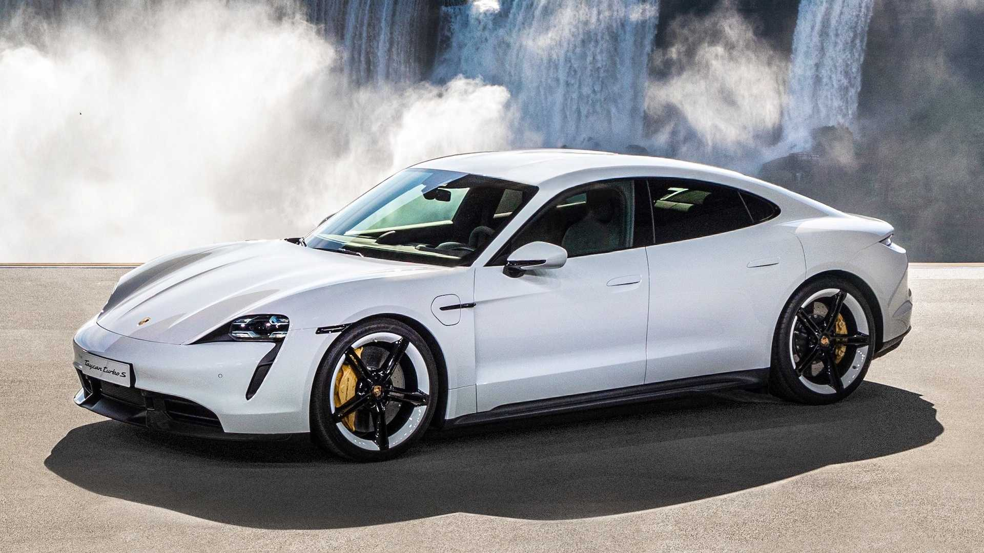 Porsche Taycan Starts At $150,900, Most Expensive Is $241,500