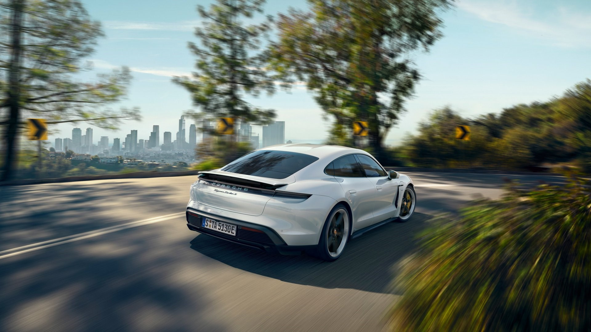 Revealed! New electric Porsche Taycan is a 750hp Tesla