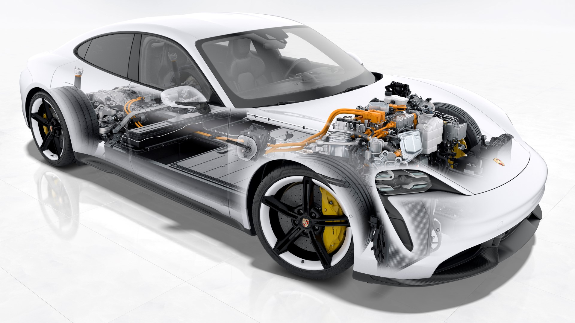 Porsche To Produce The Taycan At Special Production Line In