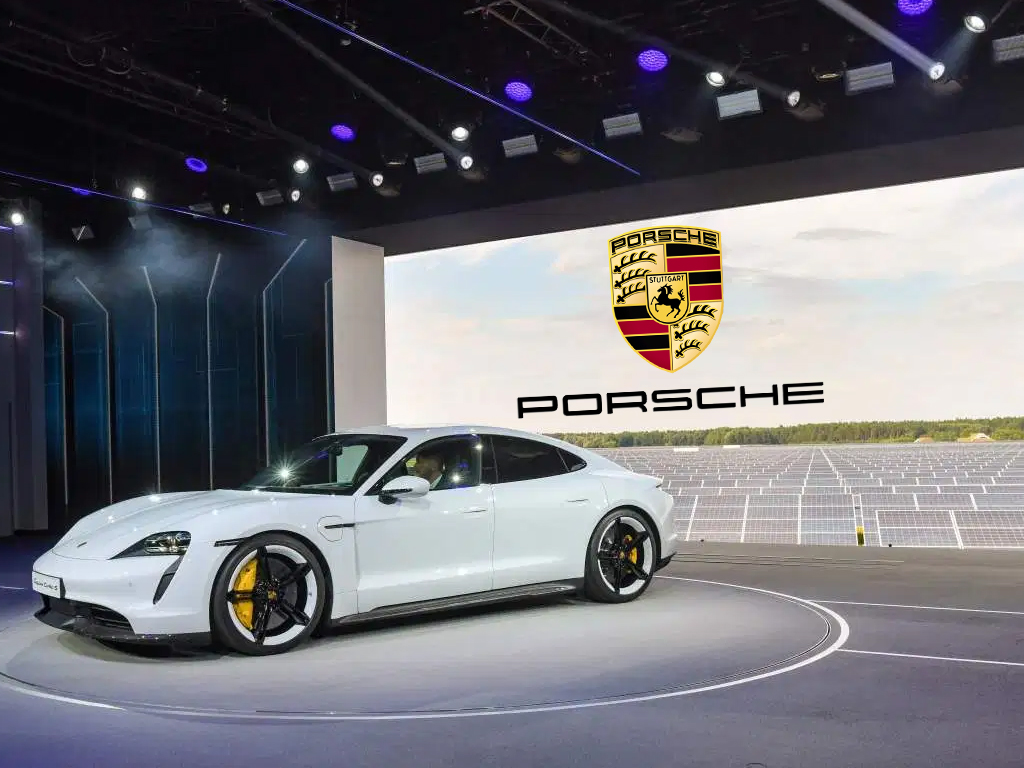 Porsche Taycan: Most Quintessential Electric Sports Car is Here