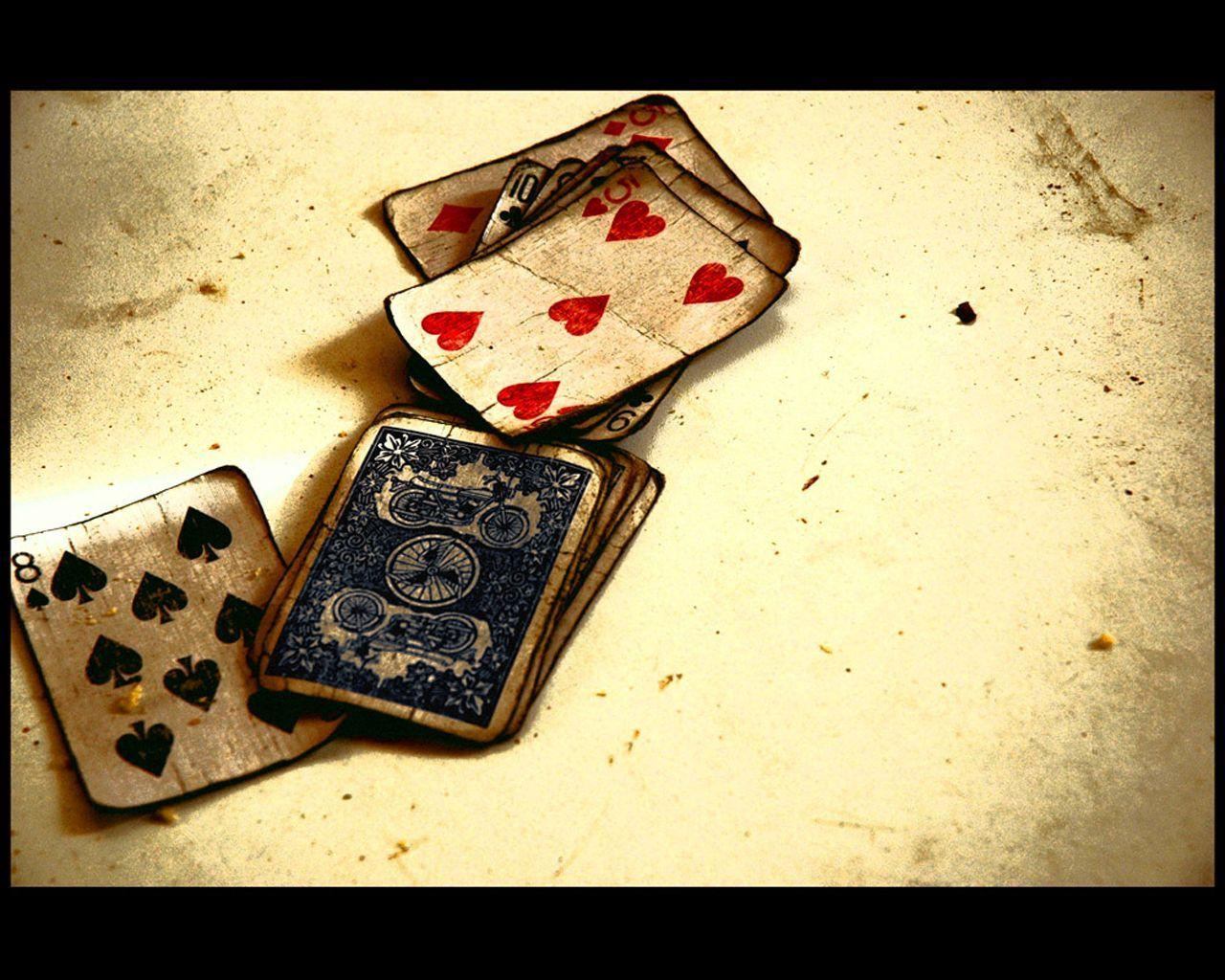 Download Cards Vintage Old Wallpapers 1280x1024