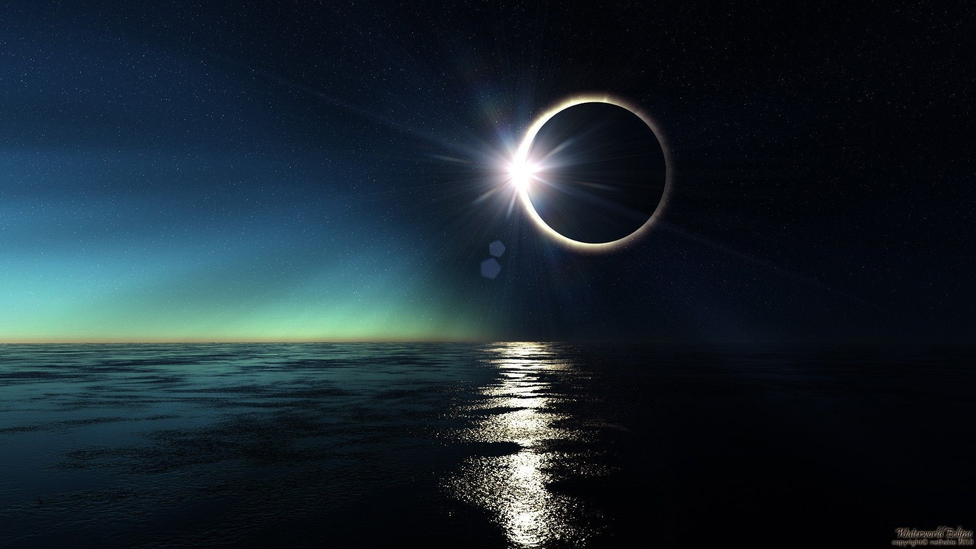 65+ Solar Eclipse Wallpapers