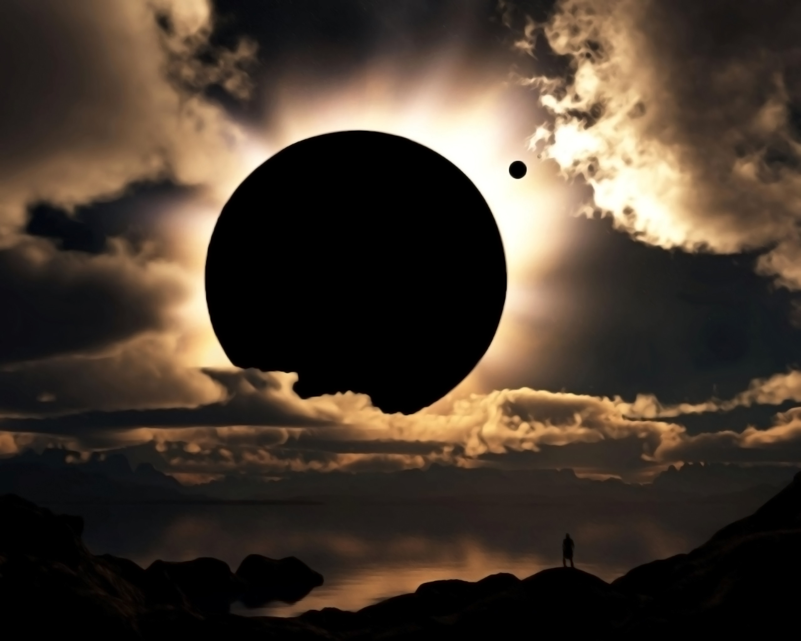 Photo collection of Eclipse Wallpapers